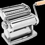 Machine à pâte argentée qui brille d emille feux!